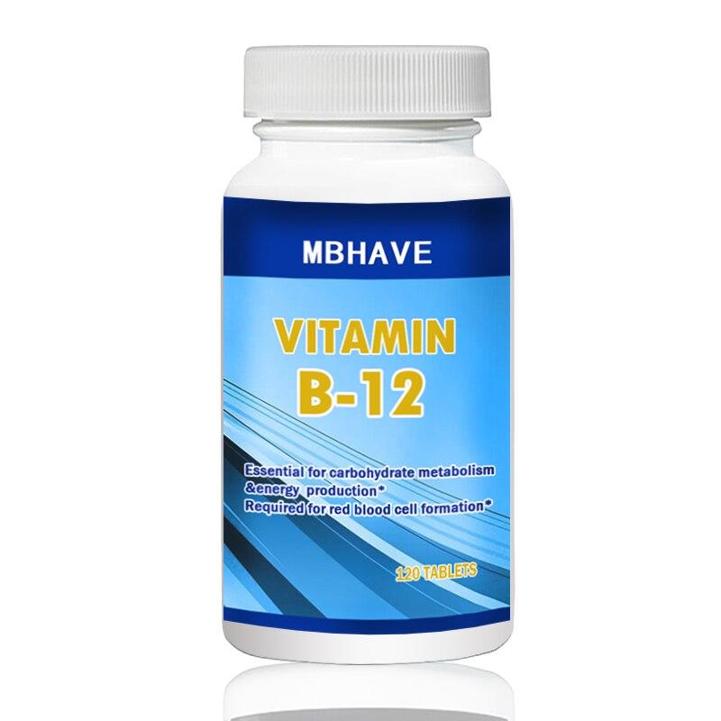 Mcg de Vitamina Vitmains B12 1000 Alta Resistência