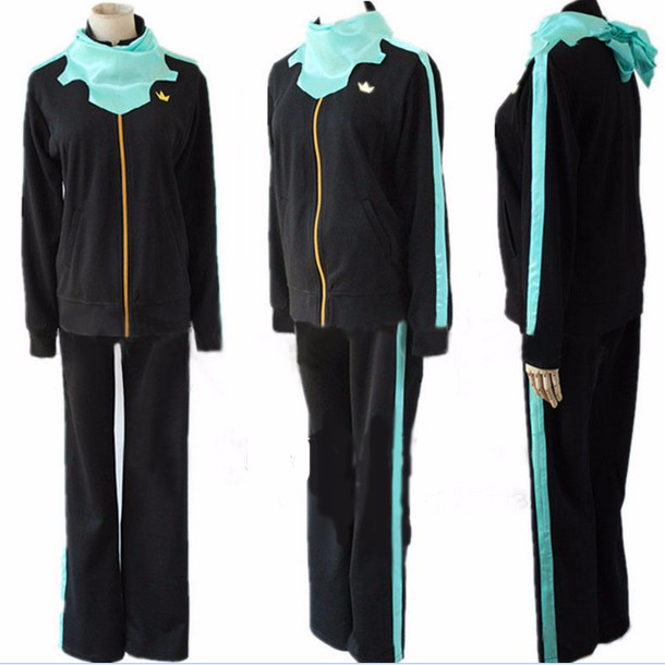 DB23956 noragami yato cosplay costume-4
