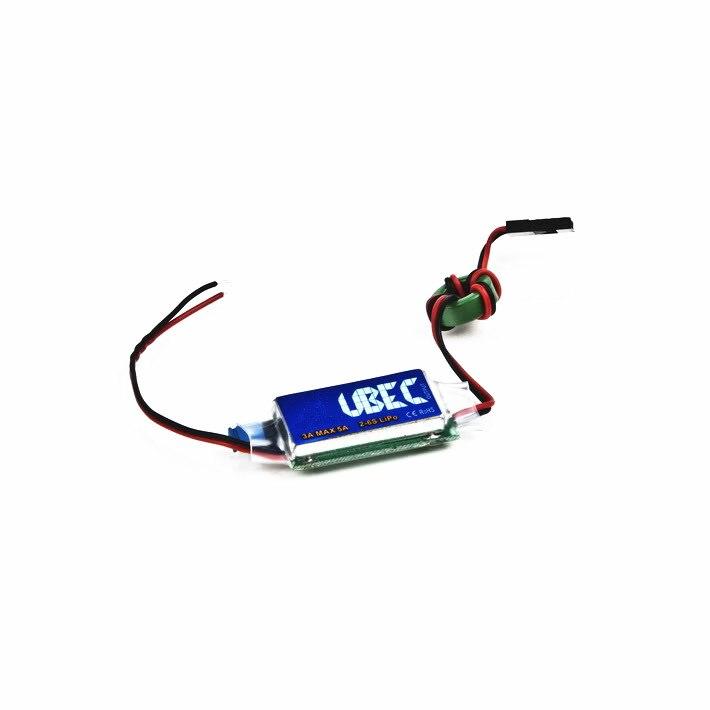 Стабилизатор для квадрокоптера Mini QAV250 QAV210 270, 5 В/6 в BEC RC UBEC 3A с полной защитой от помех