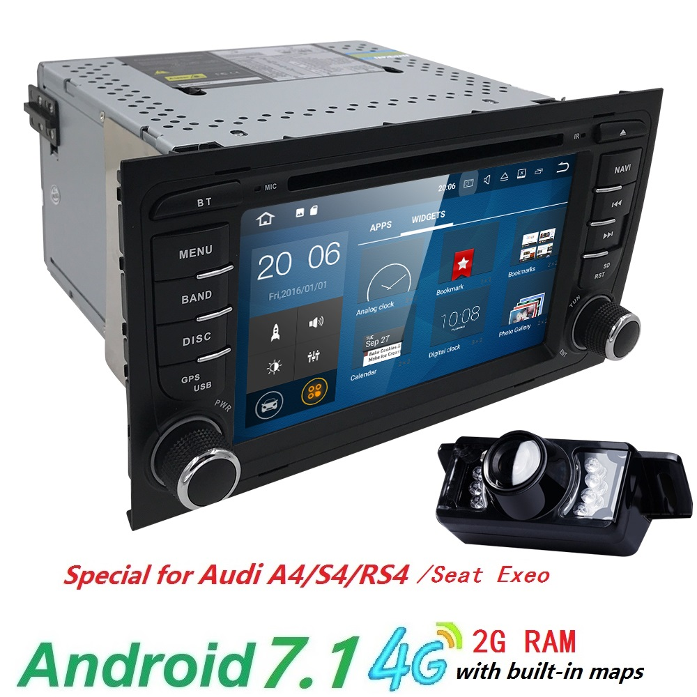 2016 Top Car Styling 1024 600 Quad Core 16G 7 Pure Android 5 1 1 Car