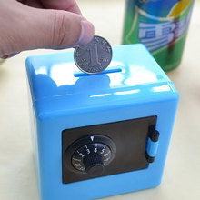 Coin Saving Storage Box Combination Lock Money  Creative Code Cash Safe Case multicolor Piggy Bank антон чехов рассказы