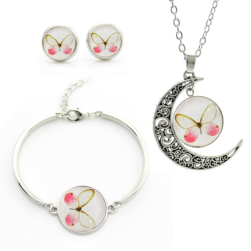 Beads & Jewelry Making Stainless Steel Flat Round Pendant Women Cabochon For Diy Vintage Jewelry Making Necklace For Ladies Gifts High Quality