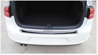 Stainless steel Rear BUMPER SILL FOOT PLATE for VW GOLF 7 MK7 2013 2014