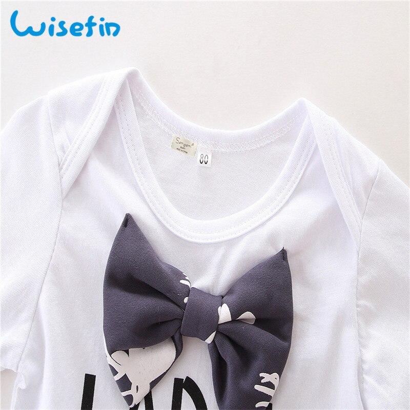 28f10c952bbd Wisefin Unisex Infant Clothing Set Winter 3Pcs Going Home Newborn ...