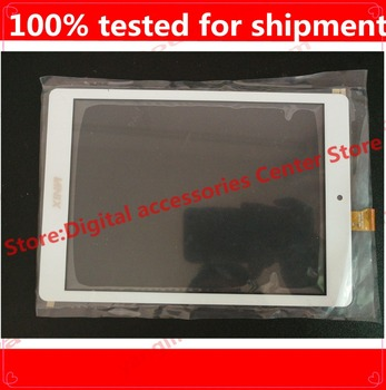 10 pieces / lot New Tablet Capacitive touch screen External screen For MGLCTP-801259-801243 FPC Glass Sensor panel Free Shippin