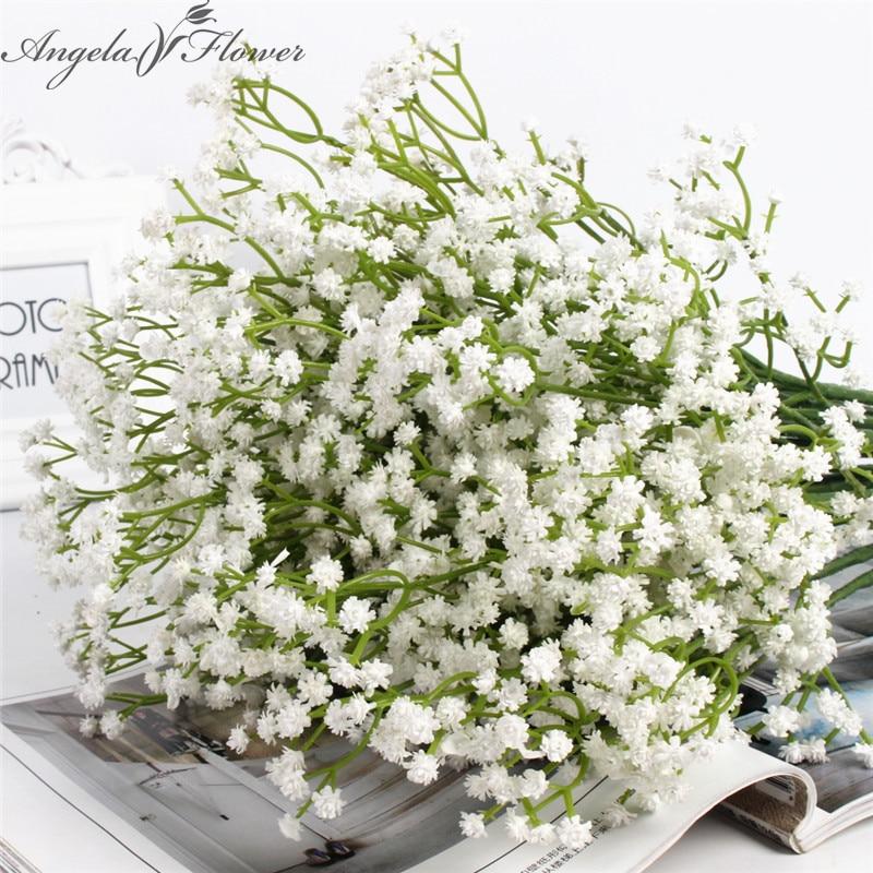 10//1Pc Baby/'s Breath Flower Plant Artificial Gypsophila Home Wedding Party Decor