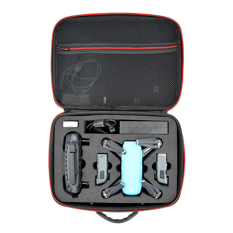 DOITOP Waterproof Spark Bag Storage Box Case for DJI Spark Drone & Accessories Handbag Hard Protective Shell Carry Bag #3