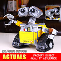 2016 Новый Лепин 16003 Идея Робот WALLE Здание Комплекты Кирпичи BlocksBringuedos 21303