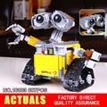2016 Nueva Lepin 16003 Idea WALLE Robot Kits de Construcción Ladrillos BlocksBringuedos 21303
