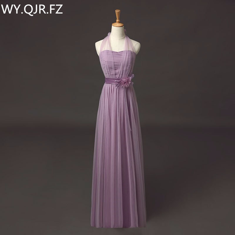 ZX568#Real Photos Wholesale 2016 New Fashion Show Banquet Toast Wedding Long Bridesmaid Dresses Cheap