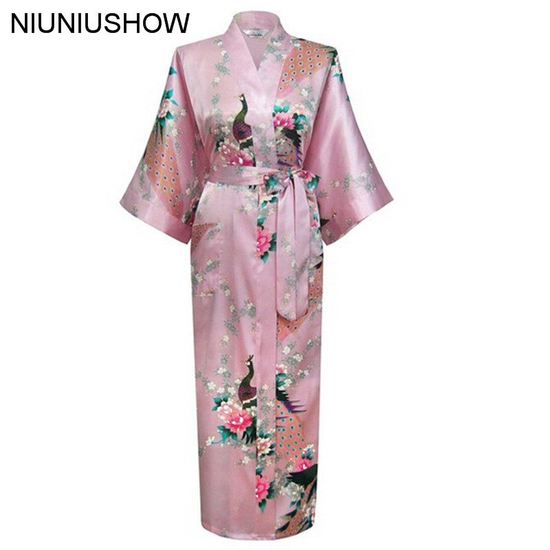 54f22f8da ̀ •́ 2015 Sexy japonés flor Kimono vestido interior del vestido ...
