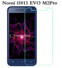 Glass Tempered Protector for Nomi i5071Iron-X1 i5730 Infinity i5013 EVO M2 Pro 5032 EVO X2 i5532 space X2 i5510 space M(China)