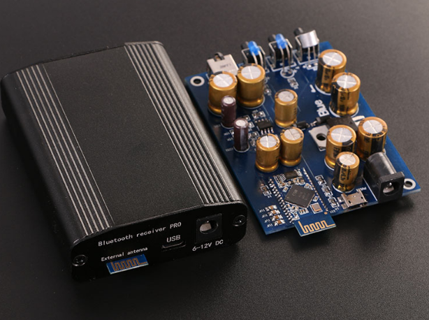 High fidelity HIFI bluetooth module 4.1 not 4.0 stereo audio receiver/car modification/sound great