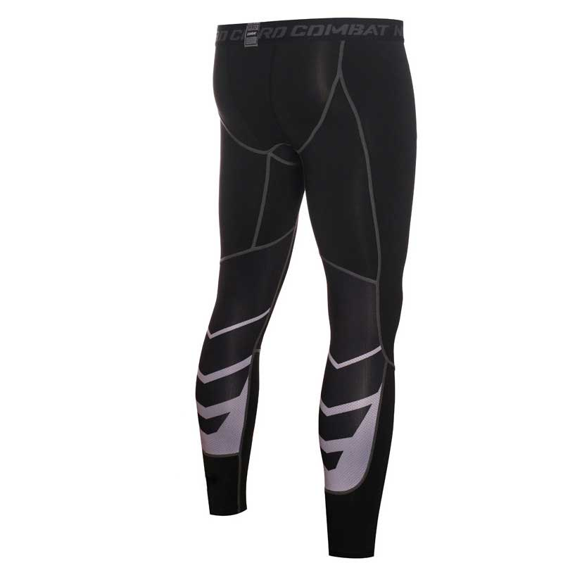 Men Pro Sporting Gymming QUICK-DRY Workout Compress Legging Bodybuilding Runs Slim Fitness Yogaing Shaper Clothing Pants UX12