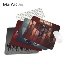 Team Fortress 2 Mouse Pad Hot Sales Game Pad To Mouse Notebook Computer Mouse Mat Brand Gaming Mousepad Gamer Laptop Jogos Mats