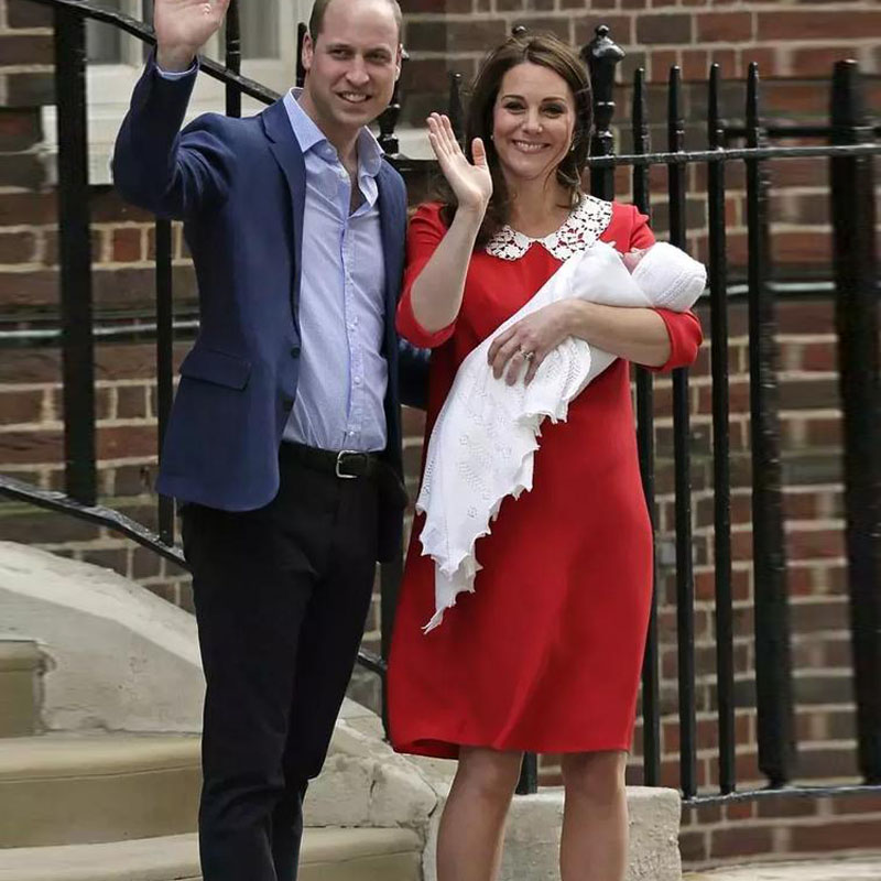 555f3116dd 2018 nueva moda Kate Middleton princesa rojo sólido mujeres vestido elegante  encaje Appliques vestidos de cuello - a.carakasar.me