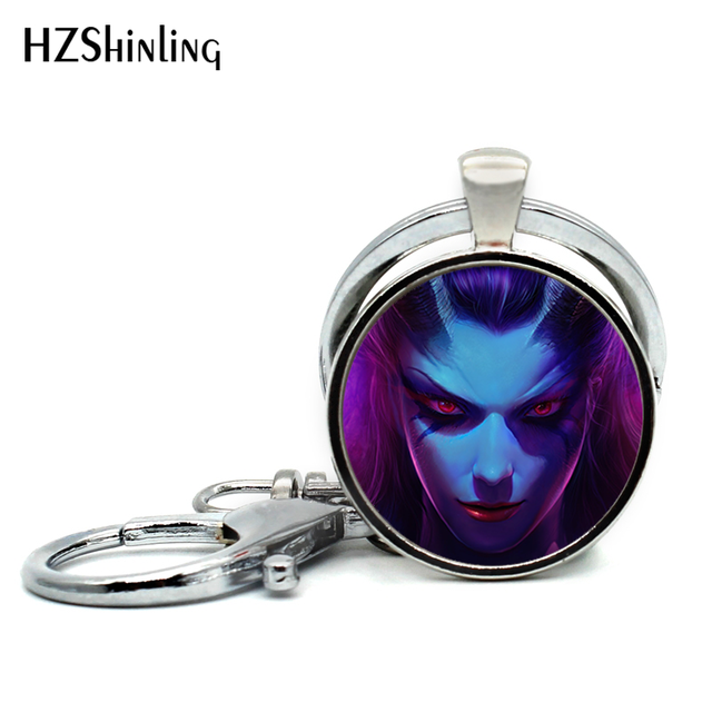 Games Dota 2 Queen of Pain Keyring