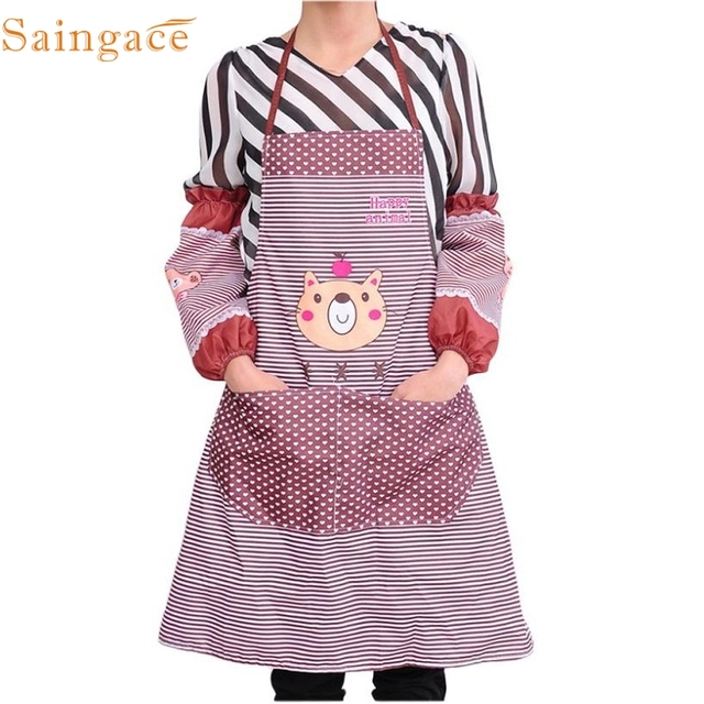 11 High Quality Womens Kitchen Restaurant Bib Cooking As Pockets A