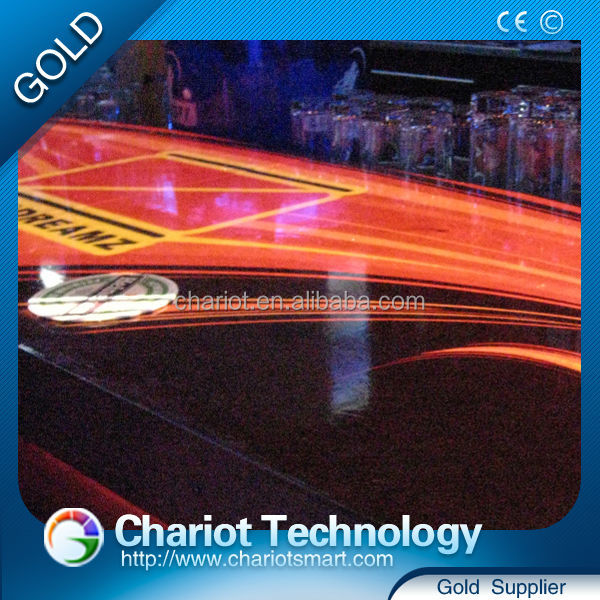 Easy Installation Of Bar Top Interactive Projection For  Advertising,Entertainment