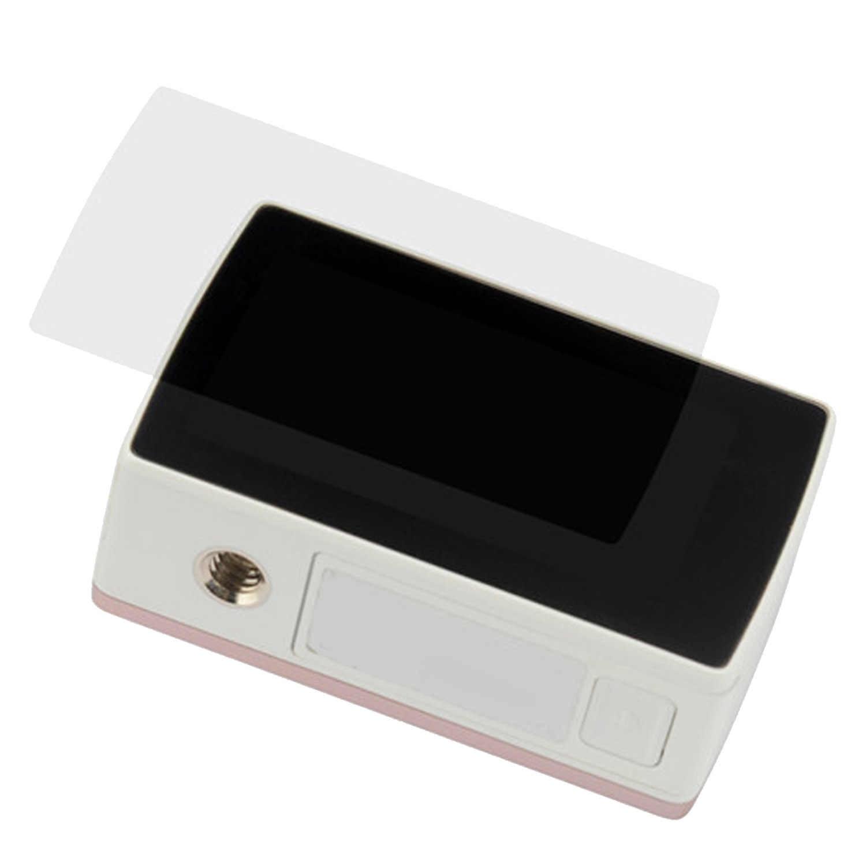Besegad защитный Экран пленка защитный комплект для спортивной камеры Xiao mi крепление для спортивной камеры Xiao mi Xiaoyi Xio mi YI 2 II 4 K 4 K экшн для камеры, гаджета аксессуары