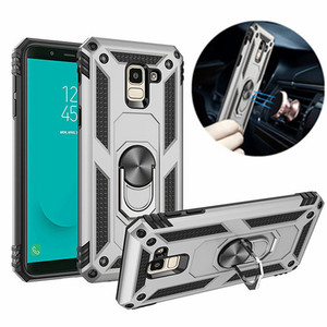For Samsung Galaxy S8 S9 S10 E Plus S20 Ultra 5G Note 10 Pro Armor Case For J4 J6 A6 A7 A8 2018 A10 A20 A30 A50 A70 A21 A51 A71(China)