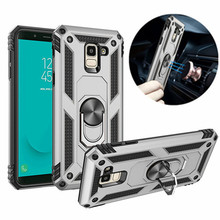 For Samsung Galaxy S8 S9 S10 Plus 5G S10E Note 8 9 10 Pro Hard Armor Case For J4 J6 A6 A7 A8 2018 A10 A20 A30 A40 A50 A60 A70