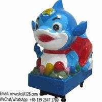 Good Quality Fiber Glass Unicorn Kiddie Rides Amusement Park Equipment Rides