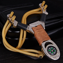 Outdoor Stainless Steel Slingshot Special for Athletics and Competition