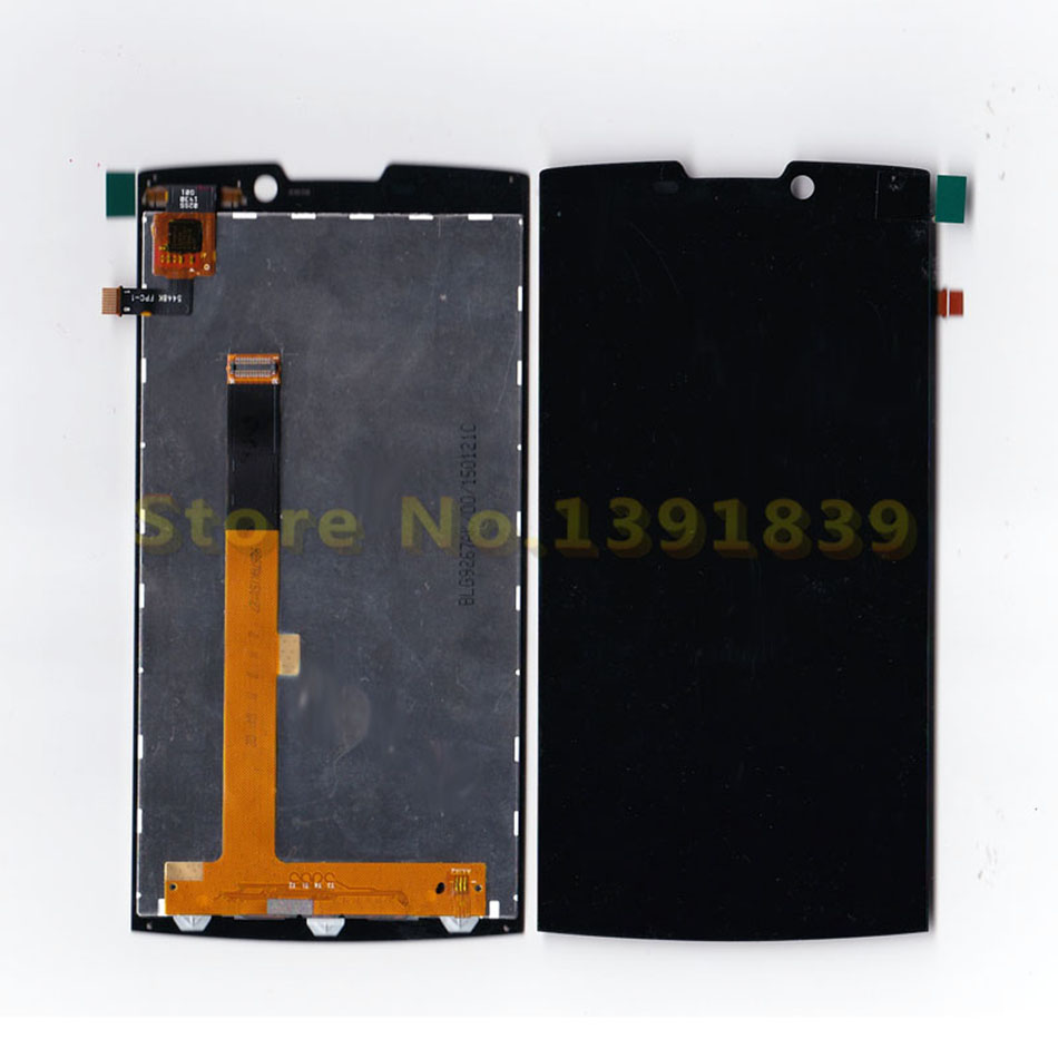 LCD Display + Touch Screen Digitizer Glass Panel For Highscreen Boost 2 II SE FPC9267K V0 D