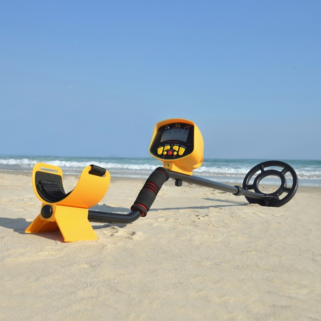 Professional Underground Metal Detector MD9020C metal-detector High Sensitivity LCD Display Treasure Gold Hunter Finder Scanner 5