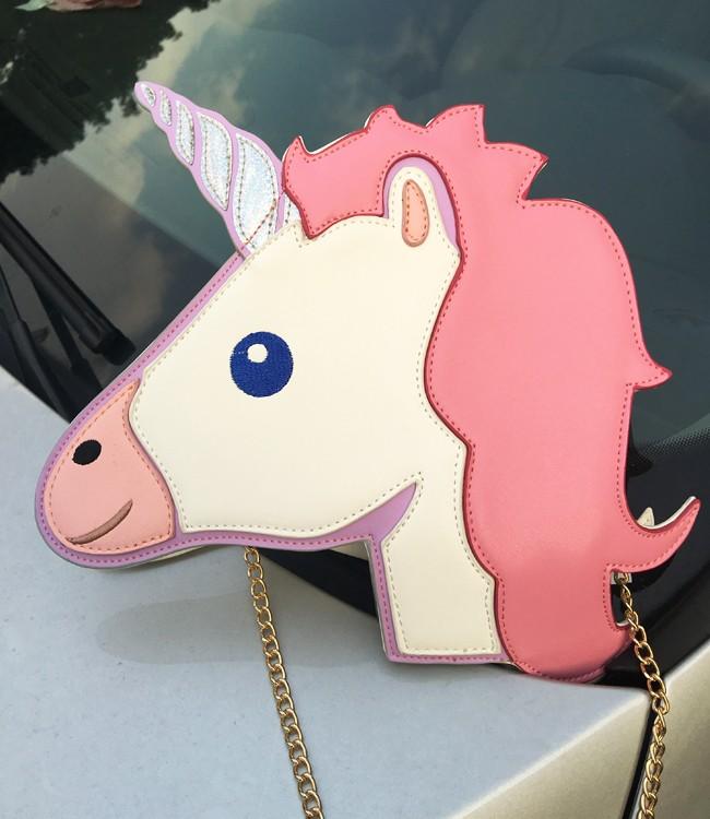 HTB1IA1OLpXXXXaxXVXXq6xXFXXX7 - Unicorn Handbag women Shoulder Bag Cute
