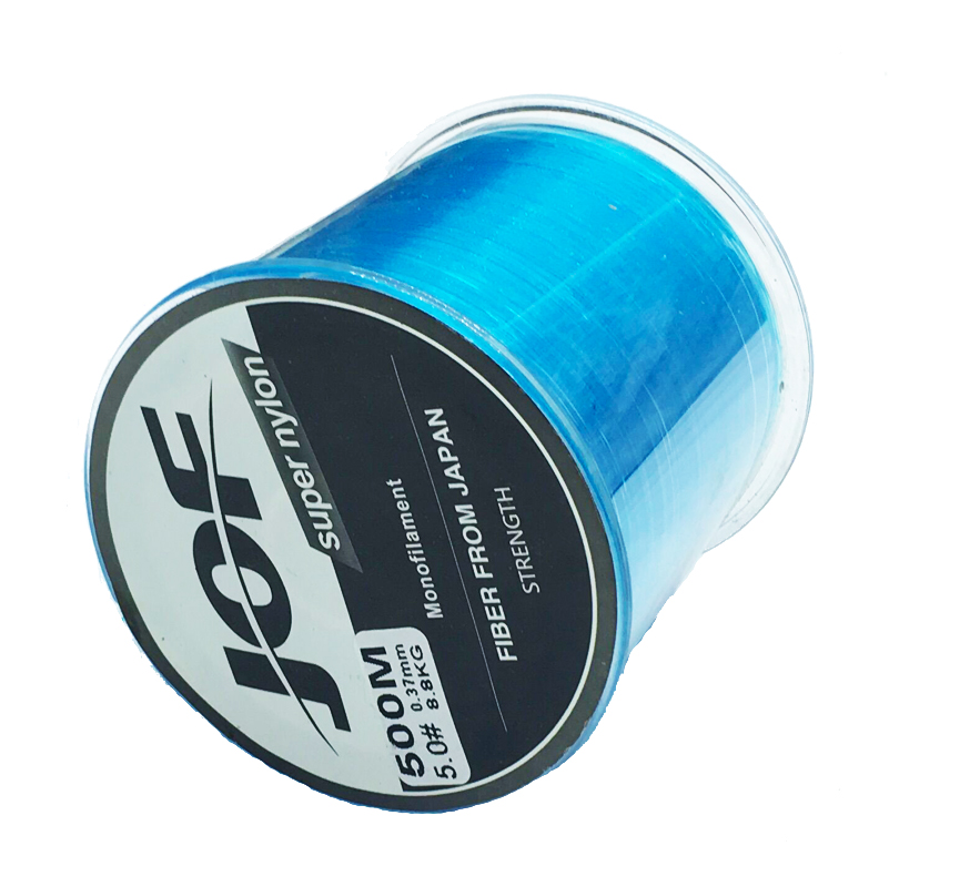 Image 3 - super strong japan monofilament main fishing line 500m durable transparent fly nylon line fishing tackle pasca thread bulk spool-in Fishing Lines from Sports & Entertainment