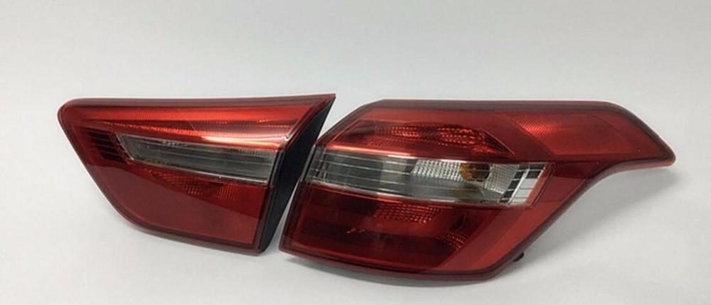 eOsuns rear lamp reverse light tail light assembly for hyundai ix25 creta for great wall pickup truck wingle 6 tail lamp assembly rear lights assembly