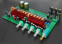 TPA3116 BTL Class D audio 5.1 channel HIFI amplifier board 100WX1 50WX5