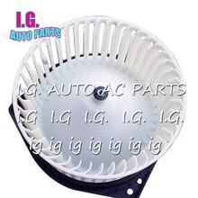 New AC Blower Moter With Wheel Heater Fan For Car Pajero Iopinin 1997-2002