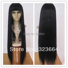 100% Indian remy Soft Silky Straight full lace wigs