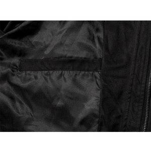Image 3 - Aelfric Eden ยาว Trench Gothic แจ็คเก็ตชาย 2019 Hip Hop Hooded Windbreaker แจ็คเก็ตเสื้อแฟชั่น Streetwear Swag เสื้อกันหนาว