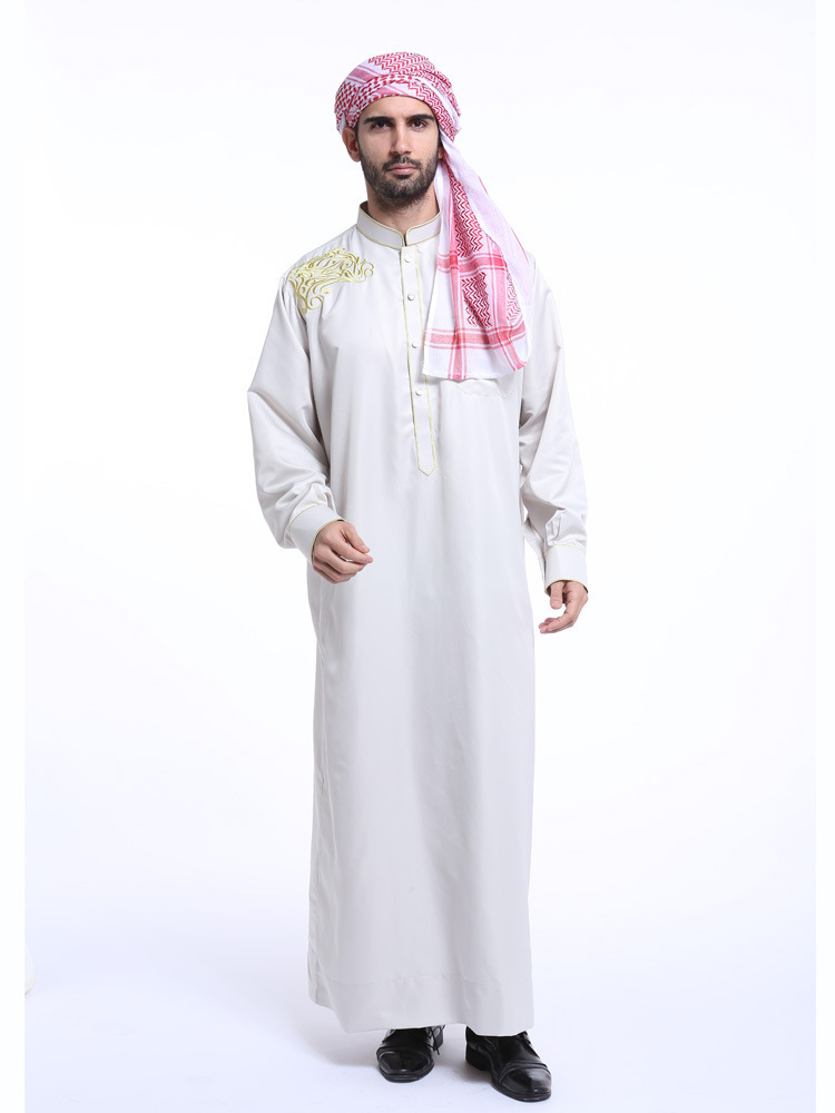 Islamic Mens Abaya Men Thobes Fashionable Adult New Products Sell Like Hot Cakes Malaysi ...