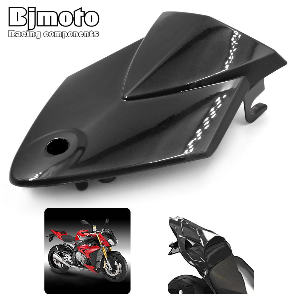 Bjmoto 8colors Motorcycle motocross body Passenger Seat Cover Fairing Rear Seat Cowl for BMW S1000RR 2010 2011 2012 2013 2014 burning seat jumping seat sop8 wide body sop8 narrow body sop16 patch direct test seat
