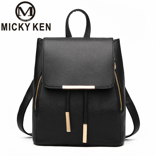 NEW LEATHER BAGPACK WOMEN LAPTOP TRAVEL FASHION SCHOOL BAGS FOR TEENAGERS  AND GIRLS HAND BACKPACK LEISURE HIGH QUALITY d00d4751f5
