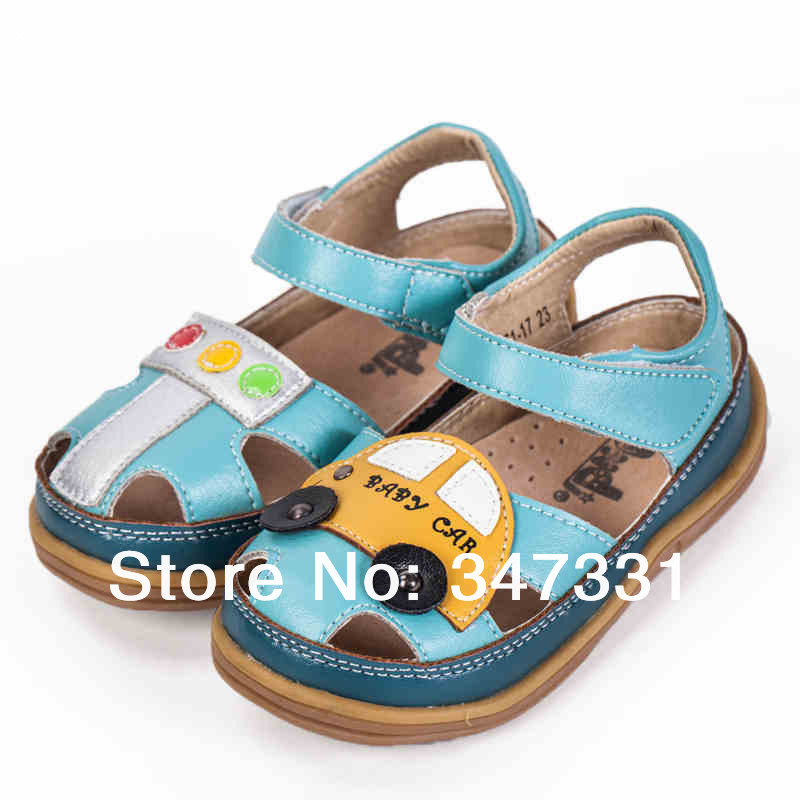 2014 Summer Fashion Kids Sneakers Cartoon Car Cute Closed ...