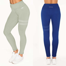 036cb474735f5 Sport Leggings High Waist Fitness Pants Running Leggings drawers  Bodybuilding Clothes Body Shapers Sexy Yoga Trousers