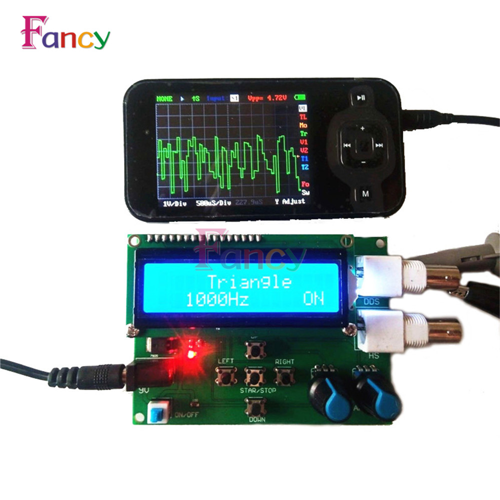 DDS Function Signal Generator Module Sine Square Sawtooth Triangle Wave NEW цены онлайн