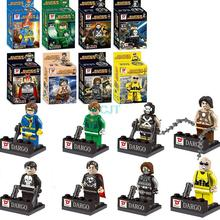 Free Shopping 480pcs Marvel Super Hero Dark Ultraman Minifigures Building Blocks Sets Model Bricks DIY Toys original box