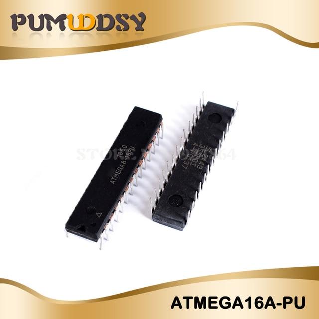 5pcs/lot ATMEGA8-16PU ATMEGA8 DIP New Original IC