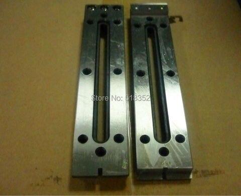 Máquina de Corte tipo Longo Z023 Tools T15for Edm Fio Ferramentas Inoxidável Gabarito Ternary Fixação Extensões Braçadeira Jig W50 * L230
