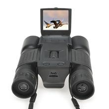 "KARUE 1080 P Цифровая Камера 2.0 ""ЖК-ДИСПЛЕЙ 5MP Зум 12×32 Бинокулярный Видеокамера с объектива Телескопа бинокль Камера microSD/TF"