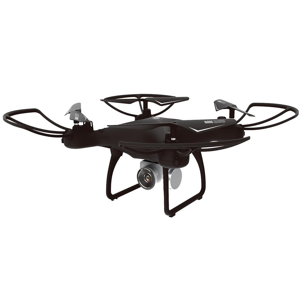 WiFi FPV RC Drone 2MP Camera Altitude Hold Headless Mode One Key Return Takeoff Landing 3D FlipWiFi FPV RC Drone 2MP Camera Altitude Hold Headless Mode One Key Return Takeoff Landing 3D Flip