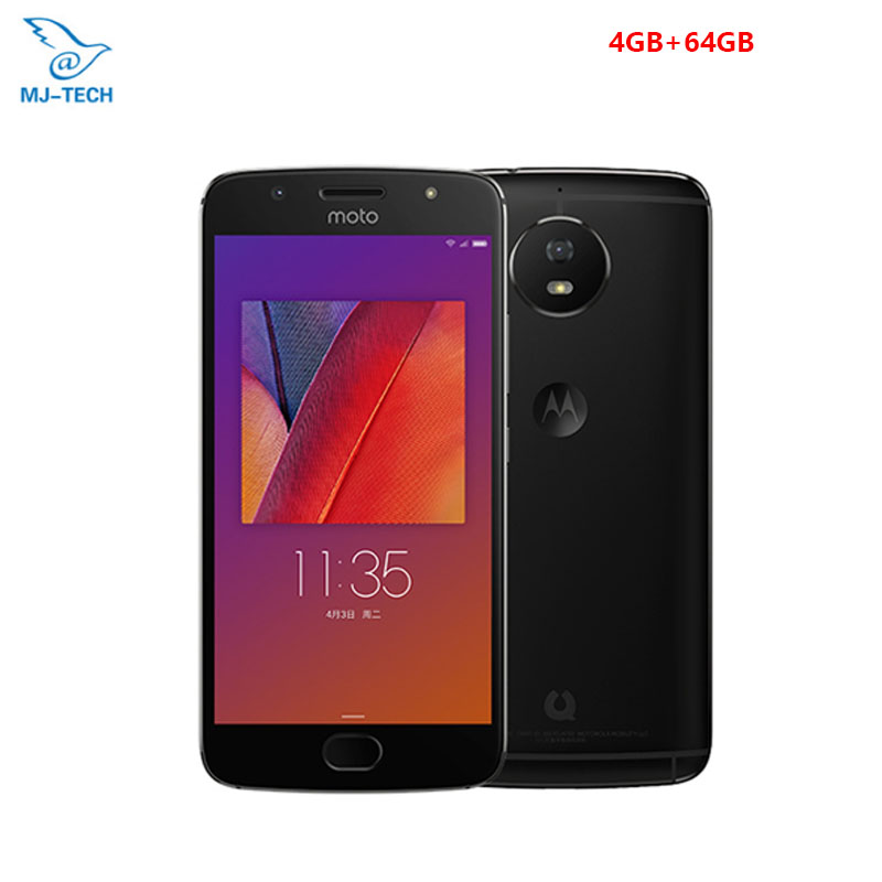 Motorola Green Pomelo G5S XT1799 2 4G 64G Snapdragon 8937 Octa core 1 4GHz Android7 0