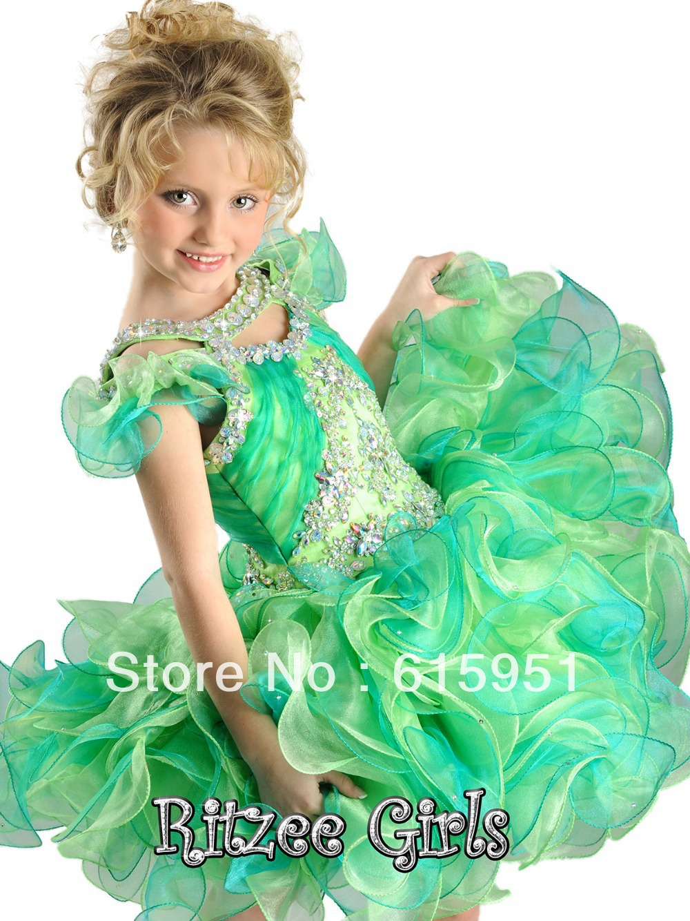 White Tulle Flower Girl Dresses Jolene Turquoise Dress Macys ...
